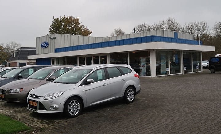 Ford Sutherland dealer in Gorredijk