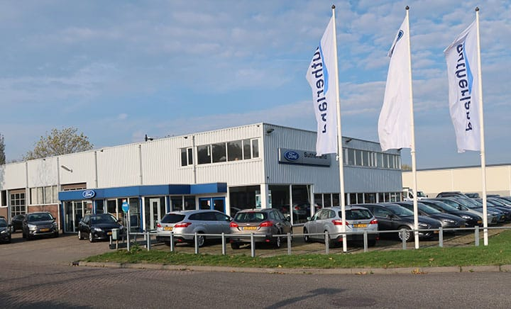 Ford Sutherland dealer in Joure