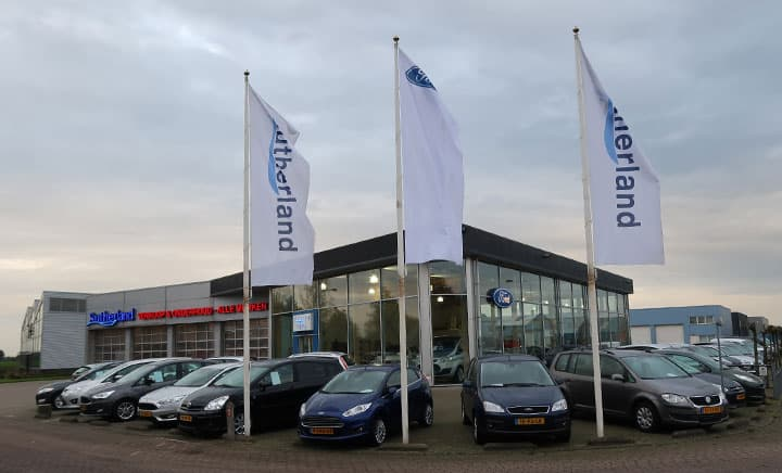 Ford Sutherland dealer in Wolvega